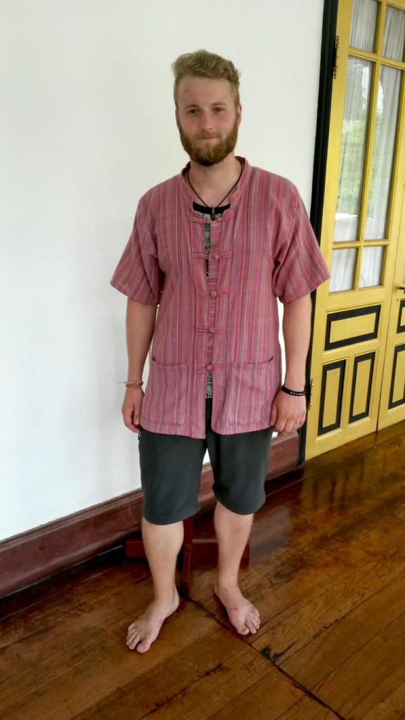 Mein tolles Leih-Outfit für das Royal Palace Museum
