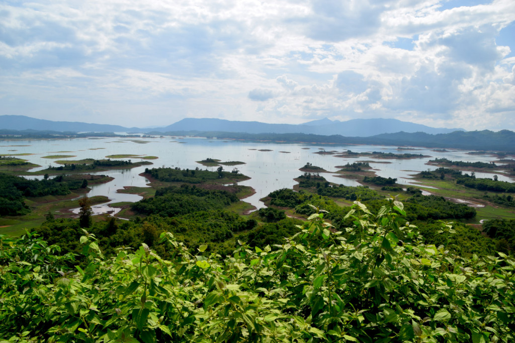 Nam Ngam Reservoir
