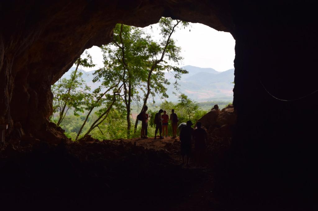 Pew Cave