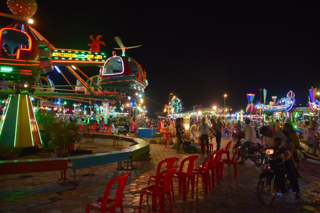Vergnügungspark auf Koh Pich