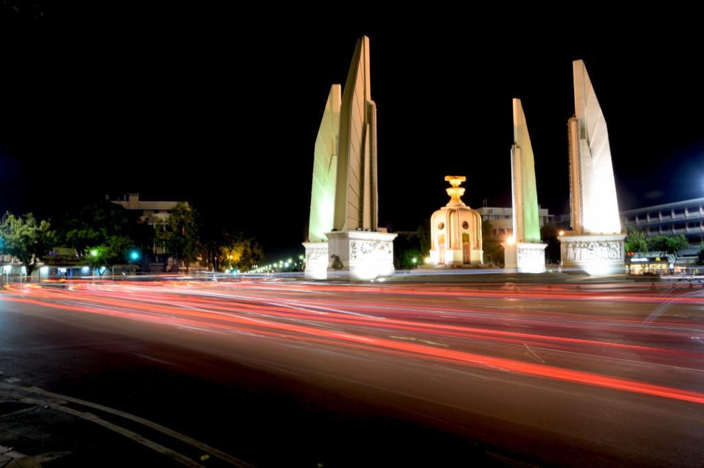 Demokratie Denkmal